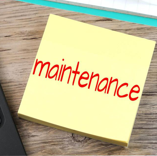 End-of-Year Maintenance To-Do List