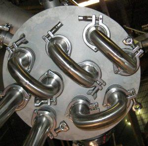 vacuum steam heater