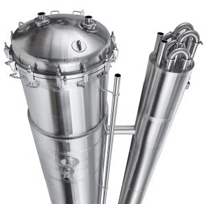 evaporator-calandria