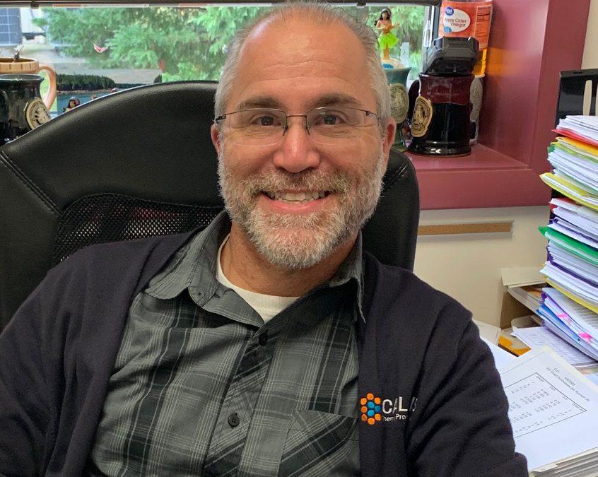 Caloris Q&A: Meet Tony Mohr, Senior Mechanical Designer